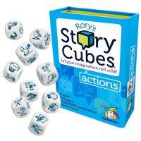 Story Cubes: Acciones es un juego de dados e imaginación