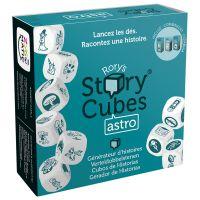 Story Cubes Astro es un juego de dados para dejar volar la imaginación
