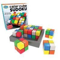 Color Cube Sudoku Kilómetro 0