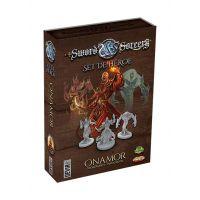 Sword & Sorcery personajes - Onamor