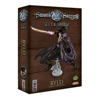 Sword & Sorcery personajes - Ryld