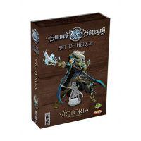 Sword & Sorcery personajes - Victoria Juego de mesa