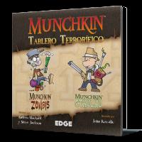 Munchkin Cthulhu: Tablero Terrorífico