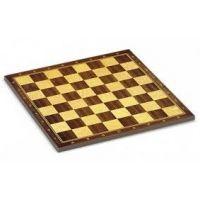 Tablero ajedrez de madera 33x33