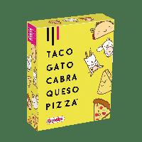 Taco Gato Cabra Queso Pizza Kilómetro 0
