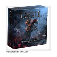 Tainted Grail: Monsters of Avalon