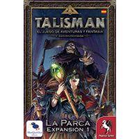 Talismán (4ª Edición Revisada) - Expansión 1: La Parca Kilómetro 0