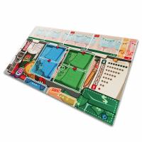 Crazy taco Tapete de neopreno para sustituir el tablero de cartón y dar más prestigio a tus partidas