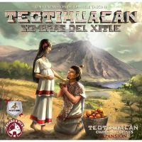 Teotihuacán: Sombras del Xitle + Promos
