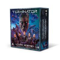 Terminator: La Caída de Skynet juego de mesa