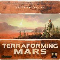 Terraforming Mars juego de mesa sobre el planeta Marte