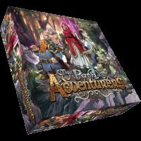 The Path of Adventurers - Caja de Miniaturas Kilómetro 0
