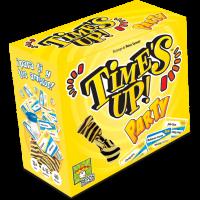 Time's Up Party es un juego de mesa muy divertido para toda la familia
