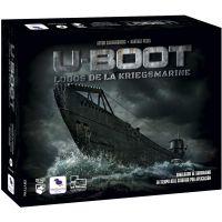 U-Boot Lobos de la Kriegsmarine juego de mesa