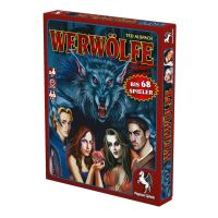 One Night Ultimate Werewolf (inglés)
