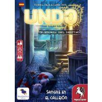 UNDO 3 - Sangre en el callejón
