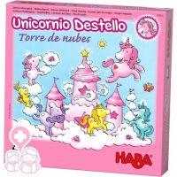 Unicornio Destello – Torre de nubes