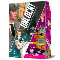 Unlock! Heroic adventures es un juego de mesa de deducción.