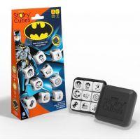 Story Cubes Batman es el juego de dados en versión Superhéroe de Story Cubes.