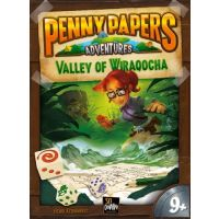 Aventuras de Penny Papers: El Valle de Wiraqocha