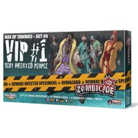 Zombicide: VIP: Very Infected People #1