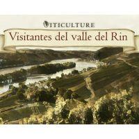 Viticulture: Visitantes del Valle del Rin expansión del juego de mesa Viticulture