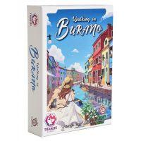 Walking in Burano - pequeño golpe en la caja