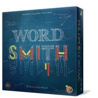 Wordsmith es un juego de mesa en el que tendrás que construir letras para formar palabras. Muy divertido, didáctico y familiar.