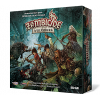 Wulfsburg - Zombicide: Black Plague