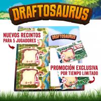 Draftosaurus Promo