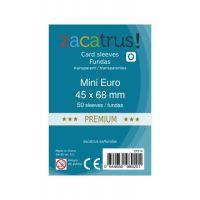 Fundas Zacatrus Mini Euro Premium (45mm x 68mm) (50 uds)