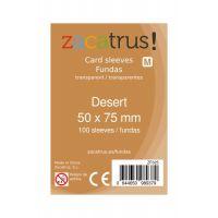 Fundas Zacatrus Desert (50 mm x 75 mm) (100 uds)