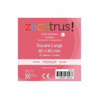 Fundas Zacatrus Square L premium (Cuadrada Mediana)