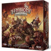 Zombicide Black Plague es un juego cooperativo de temática zombie con miniaturas