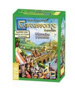Carcassonne: Mercados y Puentes