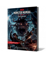 Dungeons & Dragons Monster Manual: Manual de Monstruos