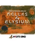 Terraforming Mars: Hellas y Elysium