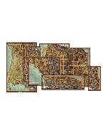 Dungeons & Dragons: Set de mapas de los distritos de Waterdeep