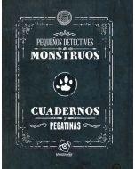 Pequeños detectives de monstruos: Cuaderno de Campo