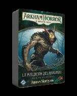 Arkham Horror, El juego de cartas: La maldición del rougarou