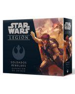 Star Wars Legión: Soldados rebeldes