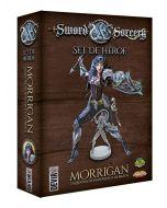 Sword & Sorcery personajes - Morrigan