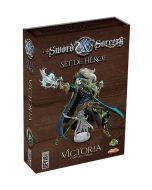 Sword & Sorcery personajes - Victoria