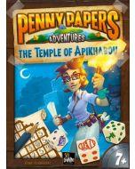 Aventuras de Penny Papers: El Templo de Apikhabou