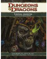 Dungeons & Dragons Tumbas Abiertas.