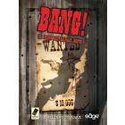 Bang! juego de mesa muy divertido donde debemos cumplir el objetivo para que nuestro equipo gane.