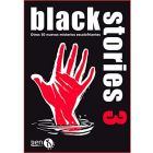 Black Stories 3 juego de deducción con cartas