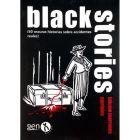 Black Stories - Marrones Mortales juego de deducción con cartas