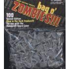 Bolsa de 100 Zombies Fosforescentes