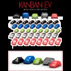 Kanban EV Coches Metálicos